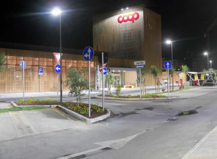 Nuovo Supermercato COOP Orbetello